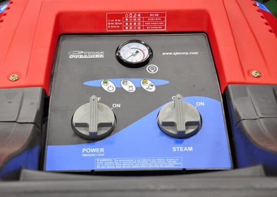 Optima Steamer EST monitor