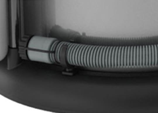 Optima Steamer GS2/62 EXT hose